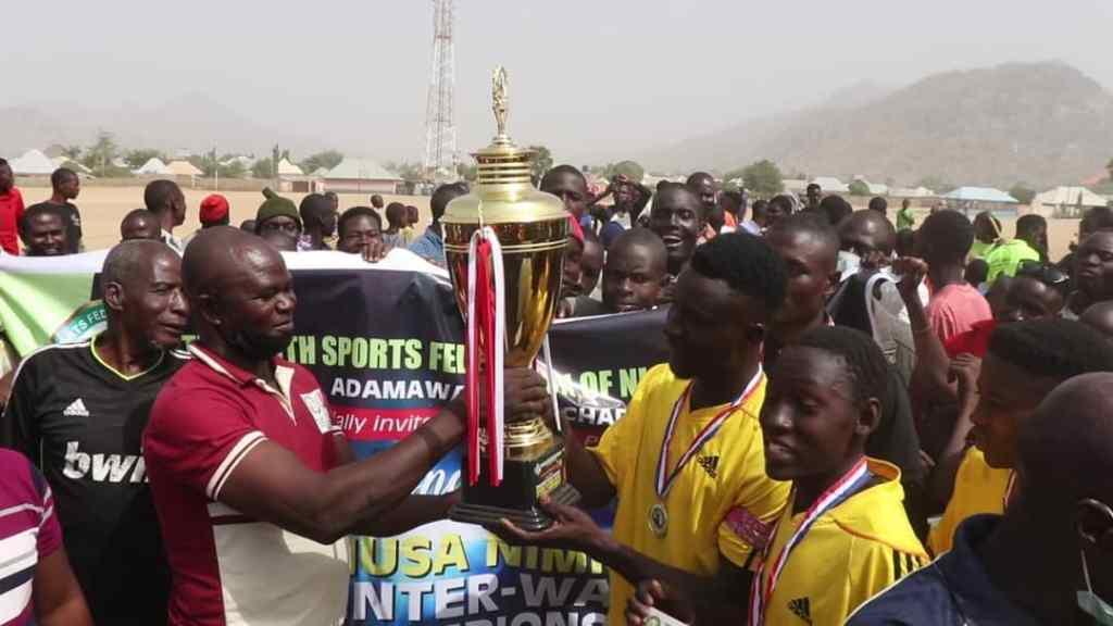 Bangshika Ward Wins Musa Nimrod U-20 Football Cup