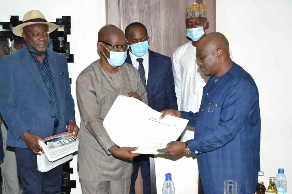 Governor Fintiri Bags Best Community And Rural Development Award