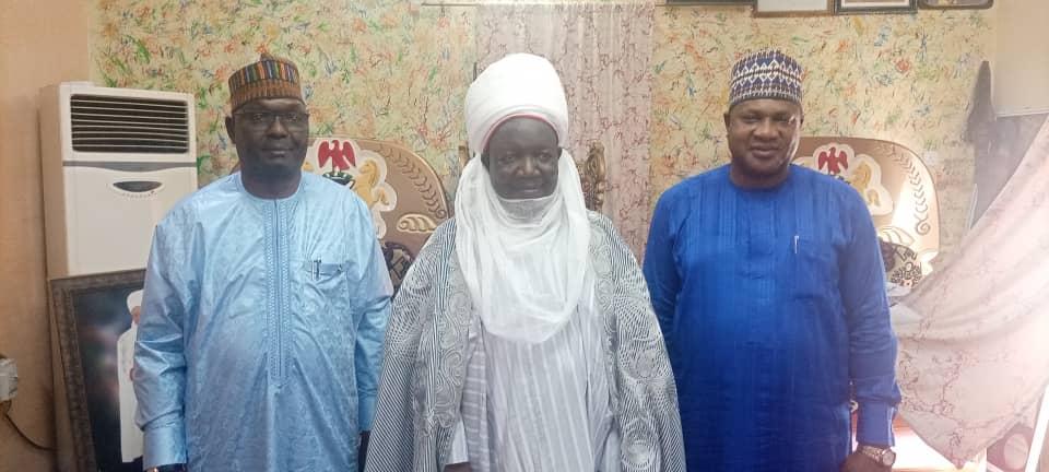 Gangwari Applauds President Buhari for Appointing Kefas as Ambassador