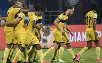 Indian Super League: Aridane Santanas Penalty Guides Hyderabad To 1-0 Win Over Odisha