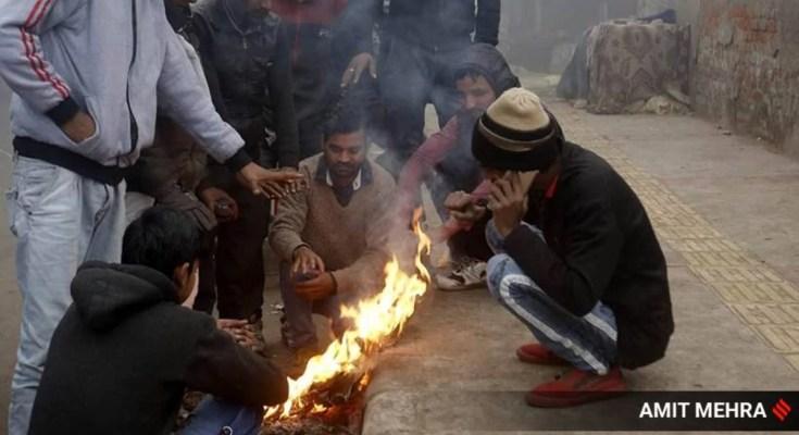 At 6.9°C, Delhi sees coldest November morning in 17 yrs