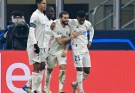 Champions League: Real Madrid Back On Track After Win Over 10-Man Inter Milan