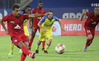 ISL 2020-21: NorthEast hold Kerala Blasters to 2-2 draw in dramatic thriller