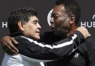 "Pele Mourns Diego Maradona: ""I Hope We'll Play Together In The Sky"" 