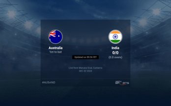 Australia vs India live score over 3rd ODI ODI 1 5 updates | Cricket News