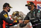 Max Verstappen Tests Negative For Coronavirus After Contact With Covid-Positive Lewis Hamilton
