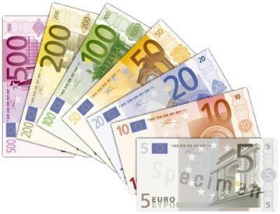 ユーロ紙幣 新紙幣 比較