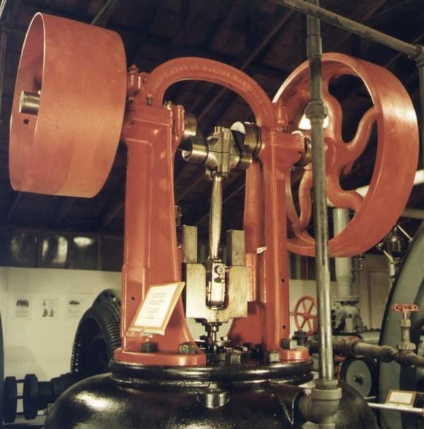 Baxter Steam Engine And Boiler . 1868 England