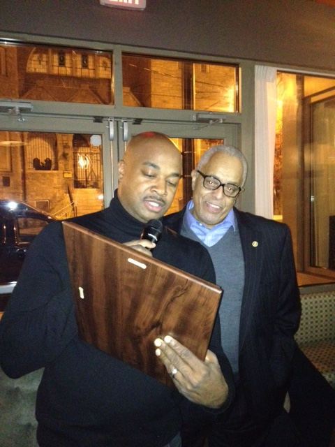 ME & Kwanza Hall with Proclamation