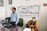 First meeting of Bazm-E-Adab at Dept. of Urdu, PU