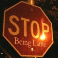 Stop sign 200c