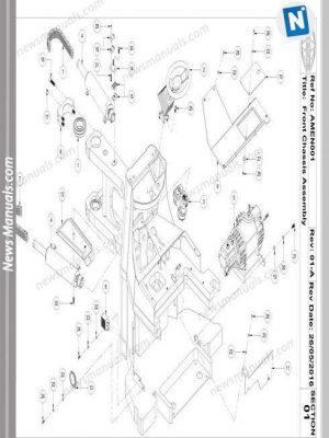 AISLE-MASTER All Manuals • News Manuals