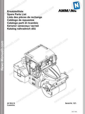 Manitowoc M50 M65 M85W Models X-Spander Service Manual