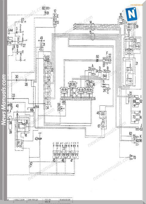 Atlas Models 1304 Schematic Repair Manual