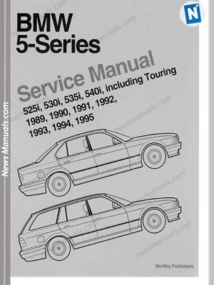 Bentley Bmw 5 Series Service Manual