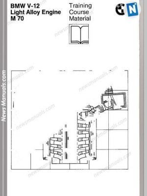 Manitou Forklift M30,M40,M50-2-4-T3-756587 Operator Manuals
