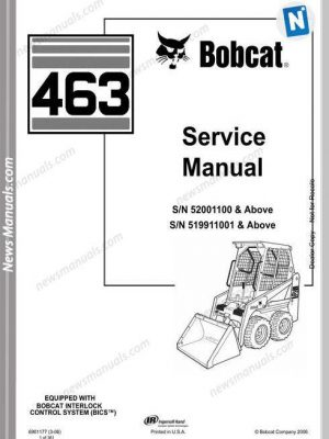 Kubota Excavator Kx41-3V Service Workshop Manual