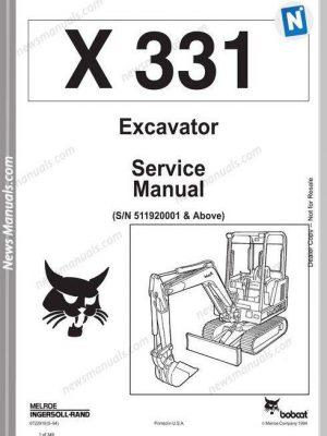 Case Excavator Cx17B Operators Manual
