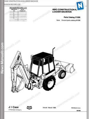 Komatsu Backhoe Loader Wb97S 5 Shop Manual Webm007500