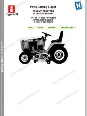 Terex Backhoe Loaders Tx760B Part Manual