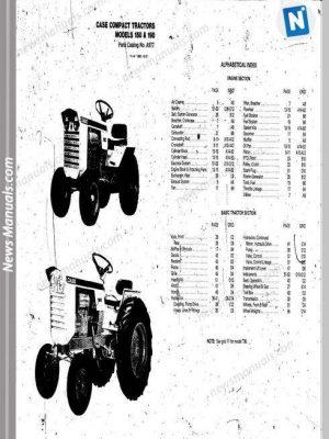 Perkins Engine 4 248 Part Manuals