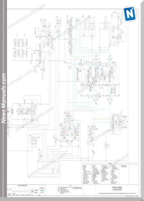 Case Loaders 721E Tier 2 Wiring Diagram