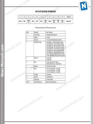 Genie Model Tmz-50-30 Parts Manual English Language