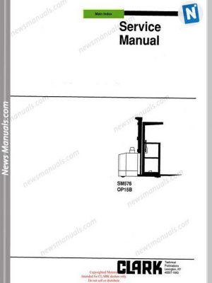 Gehl Telescopic Handlers Rs5 34 Operator Manual