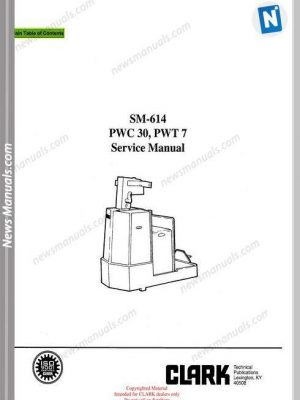 Bobcat 440B Service Manual
