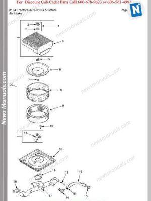 Bobcat 453 Service Manual