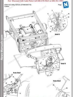Mitsubishi Forklift Luna Mcfe 2011 07 01 Service Manual