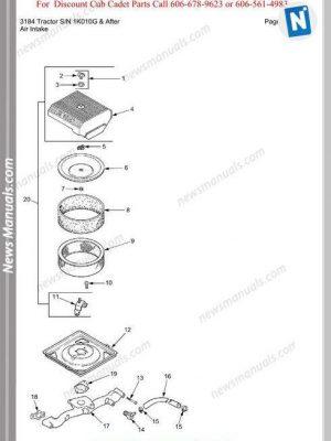 Komatsu 2D68E,4D88E Series Engine Specifications Manual