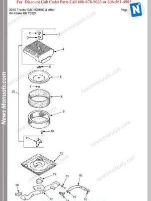 Gehl Sl4635 Sl4835 Sl5635 Sl6635 Skid Parts 917115B
