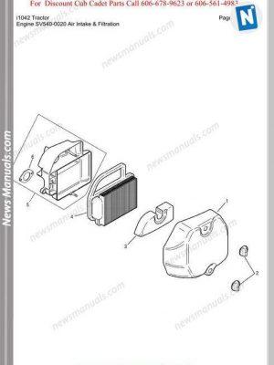 Kalmar Drf 400-450 Maintenance Manual