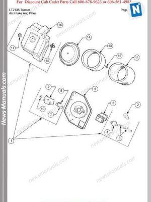 Terex Aerials Tb60 Parts Manual