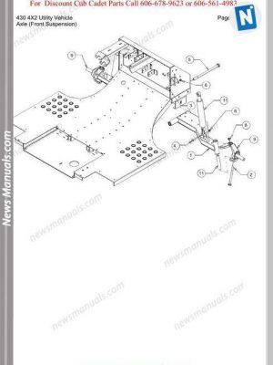 Gehl Sl5635 6635 Skid Loader Parts Manual 907828
