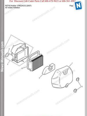 Gehl Z27 Compact Excavator English Parts Manual