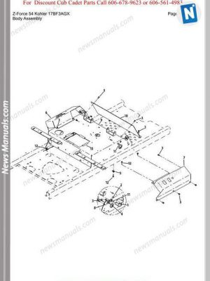 Takeuchi Mini Excavator Tb216 Parts Manual