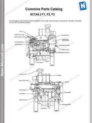 Bobcat S300 Skid Loader Parts Manual