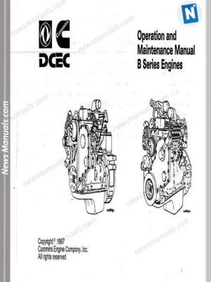 Bobcat Mt52 Service Manual