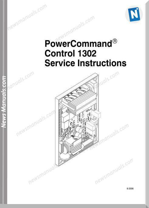 Cummins Power Command Control Service