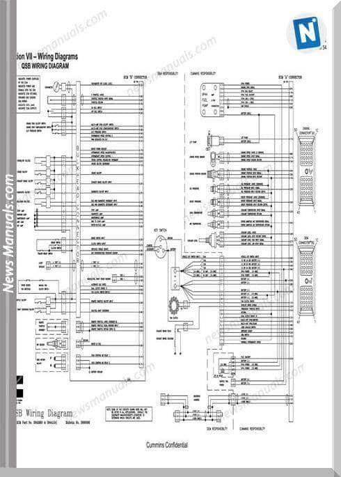 Cummins Qsb Qsc Qsm11 Wiring Diagram