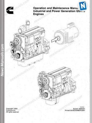 Kubota Engine Kx61-2 Parts Manuals