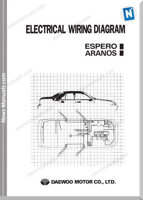 Daewoo Espero Aranos Electrical Wiring Diagram
