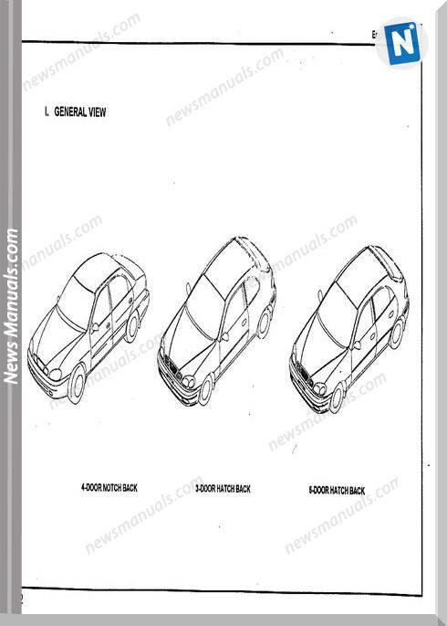 Daewoo Lanos Service Manual
