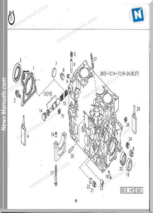 Deutz 1011f Workshop Manual