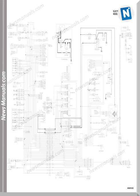 Doosan Forklift Electric Schematic