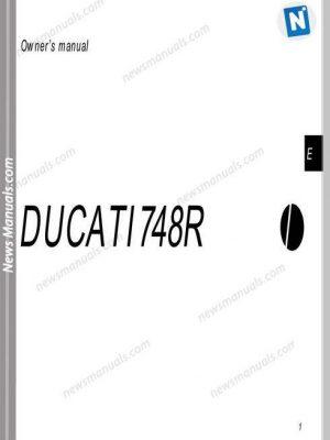 DUCATI All Manuals • News Manuals