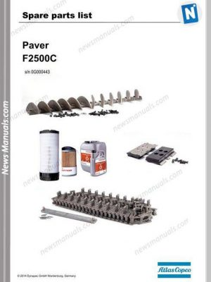 Ihi Mini Excavator 35J Parts Catalog