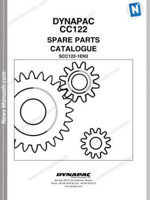 Gehl Sl7810E No 917222D Skid Loader Parts Manual